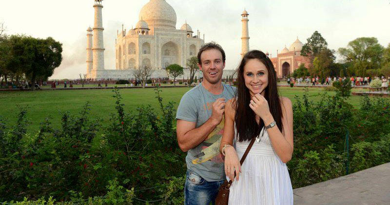 Ab Devilliers wife