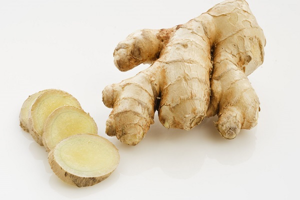 Ginger for cough