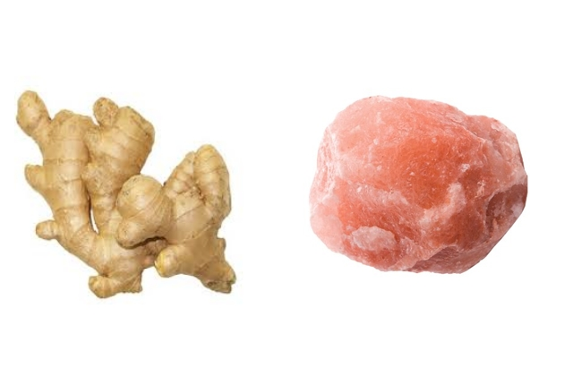 Ginger for acidity